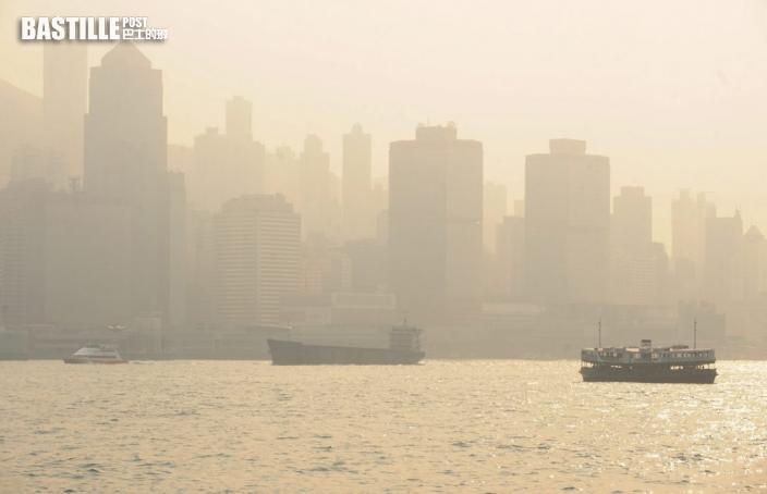 5區空氣污染達高至甚高 環保署料下周初才改善
