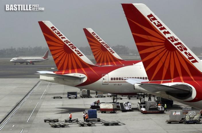 疫情肆虐需求增加?印度航空擬增加直飛美國航班