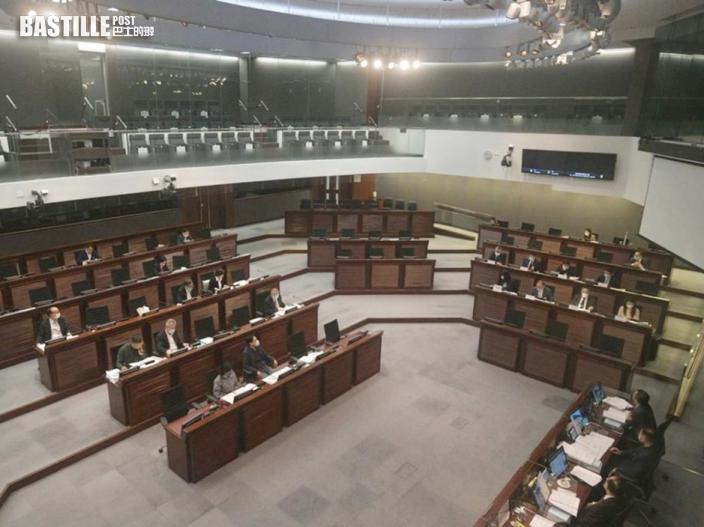 【完善選舉】政府提多項修正案 資審會人數上限增至8人