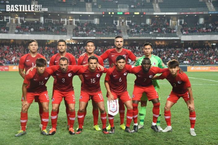 【世盃外】香港隊六月踢世盃外 麥柏倫五月中公布初選名單