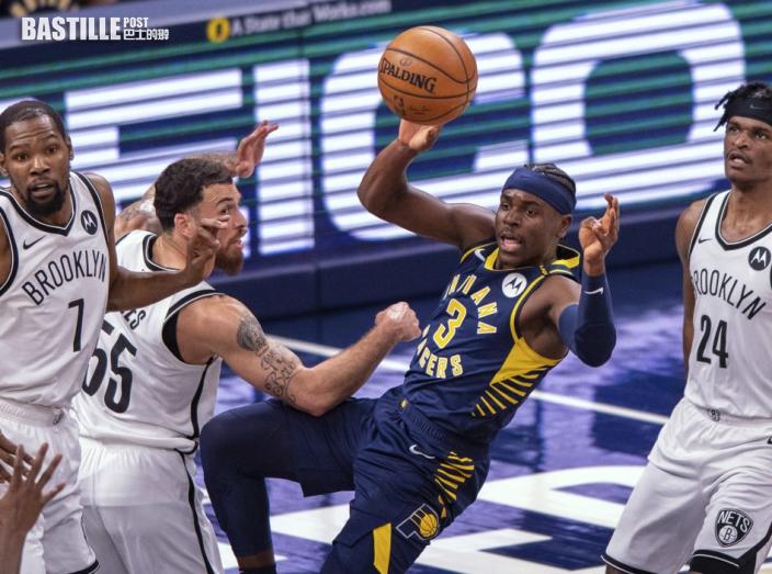 【NBA】杜倫今季新高四十二分 領籃網130:113大勝溜馬