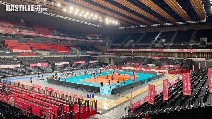 【東京奧運】中日女排閉門友賽 五月一日進行奧運測試賽