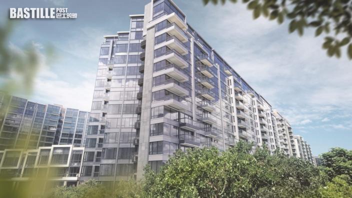 朗濤海景4房呎售2.5萬  創分層戶新高