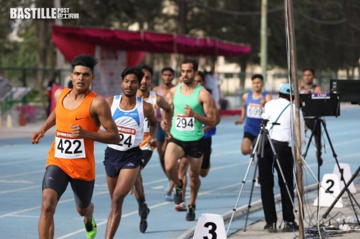 【田徑】印度隊被拒登機 被逼缺席世界田徑接力賽