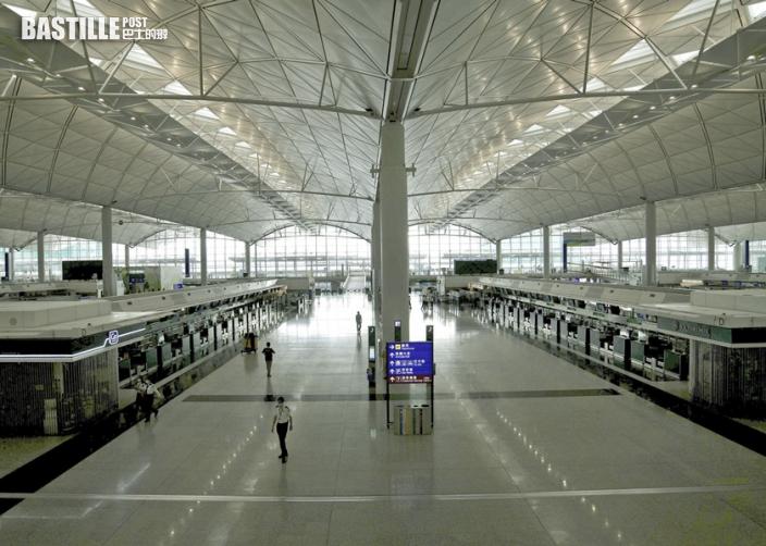 有東涌居民湧到機場做新冠檢測 機管局:中心處理能力有限