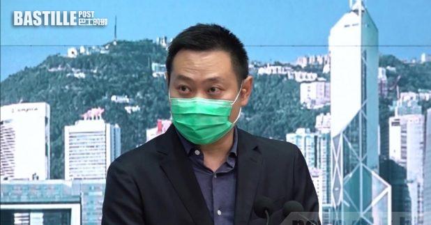 徐英偉說,完善特區選舉制度符合香港實際情況,更能照顧社會的整體利益。(港台圖片)