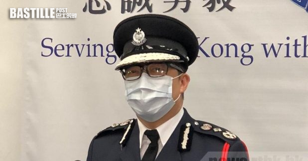 鄧炳強說,香港未有與假新聞法例,但有其他法例,規管任何人作出煽動或違反國安法的行為。(廖漢榮攝)
