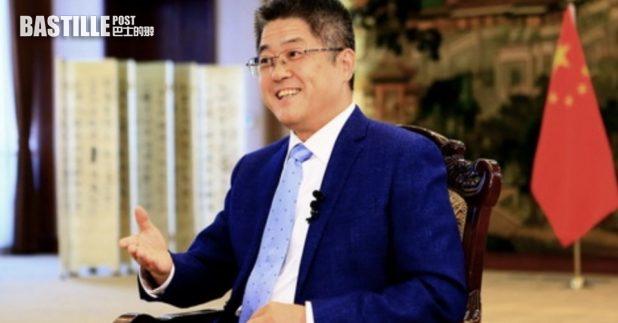 樂玉成說,20年後的香港只會更穩定和繁榮。(外交部網頁圖片)