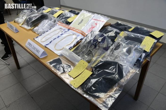 大埔5男童涉闖金舖搶金鏈被捕 包括一名中二學生
