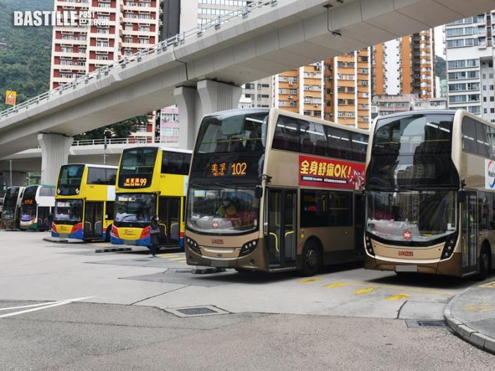 專營巴士僱員總工會要求加薪5.5% 否則不排除發起進一步行動