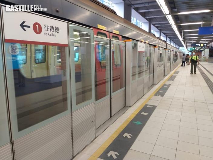 港鐵屯馬線一期及西鐵線列車服務回復正常