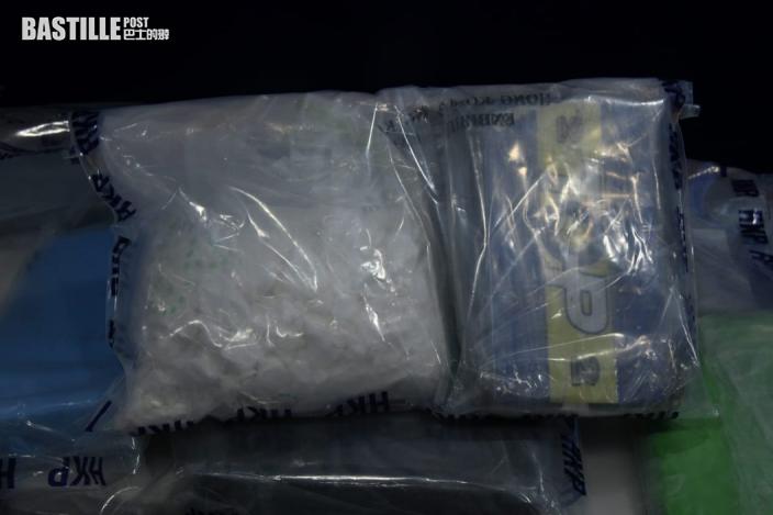 警破今年第3宗逾億元毒品案 元朗棄置車檢100公斤可卡因拘1男