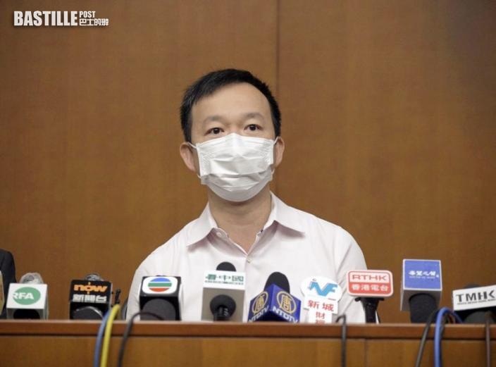 【大拘捕】陳志全退出人民力量 不再參與遊行集會