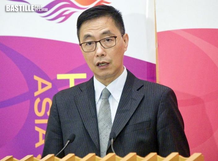楊潤雄:以「多重進路」方式支援學校開展國安教育