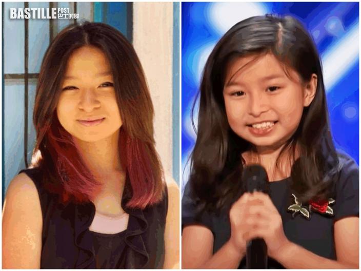 【Kelly Online】曾揚威《全美一叮》 13歲譚芷昀Celine長大後散發成熟少女味