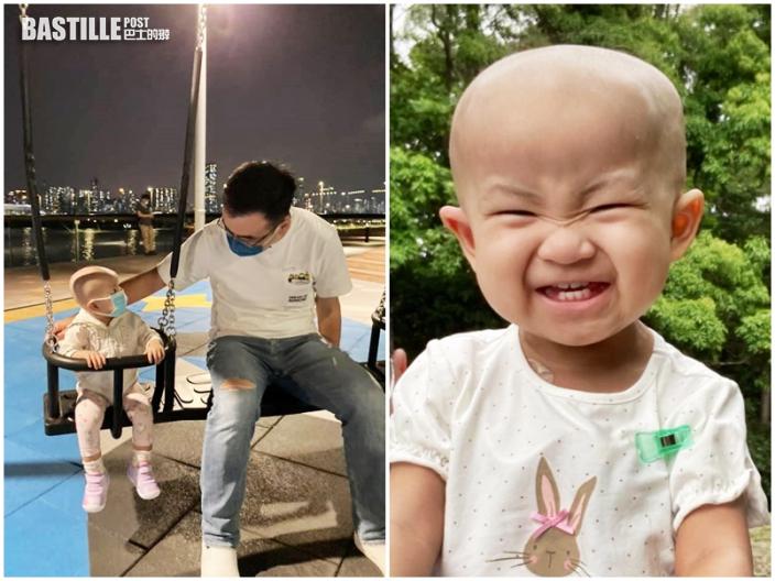 【Juicy叮】19個月大女嬰患罕見癌症 接受免疫治療後盆腔現不尋常影像