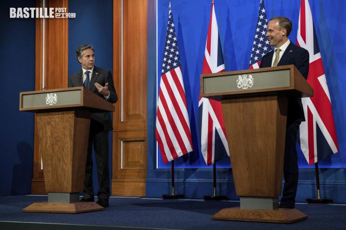 藍韜文:中國須履行中英聯合聲明對香港承諾