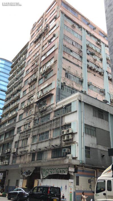 羅珠雄8500萬沽觀塘工廈地廠