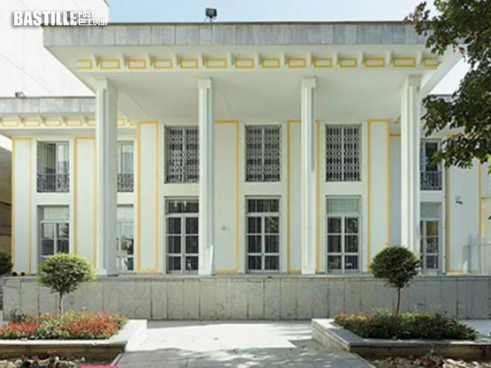 瑞士駐伊朗大使館女職員墮樓亡 外交部證實事件