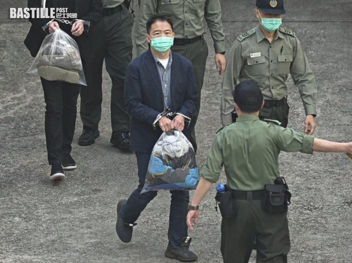 胡志偉申請奔父喪遭拒 懲教署安排視像方式參與喪禮