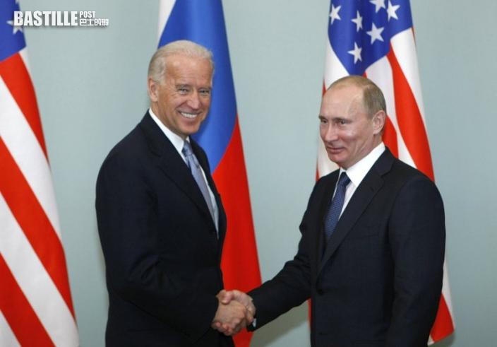 拜登預計在6月G7會議期間會見普京