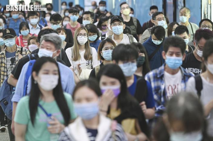 消息指本港今增少於10宗確診 不設疫情記者會