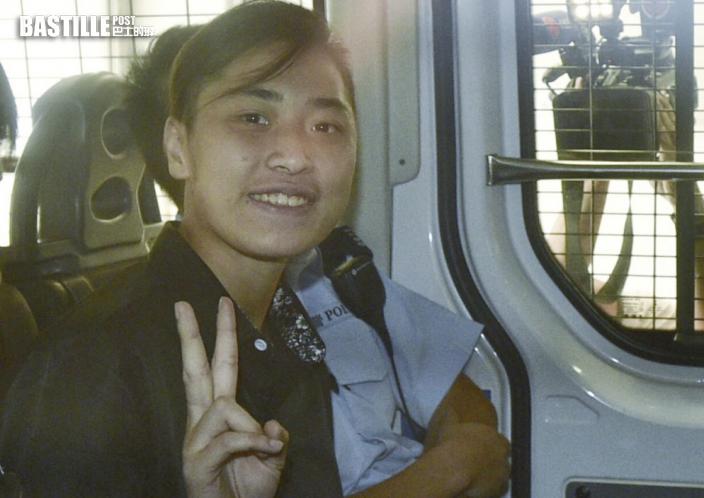 暴動判囚申放棄定罪上訴被拒 佔旺女村長:唔知自己個吓做緊乜