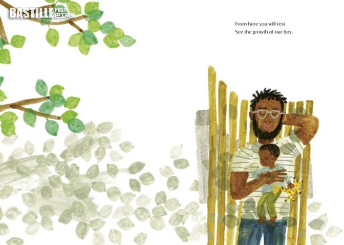 梅根將出版兒童圖書 父子關係為主題
