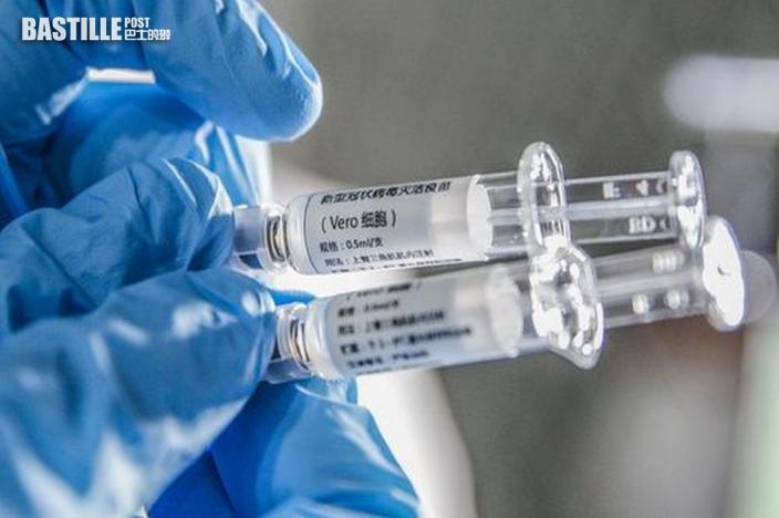 世衞專家組評估兩款中國疫苗 結論令人振奮