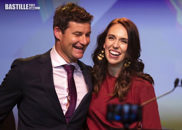 紐西蘭總理阿德恩 擬今年底至明年初與男友完婚