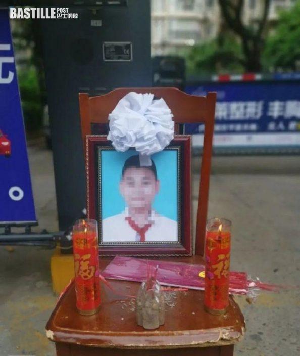 13歲男童困升降機墮樓亡 死前絕望撳緊急掣失敗