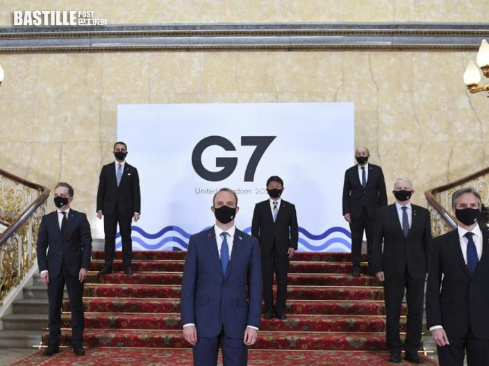 G7外長會議恐爆疫 英媒:印度代表團2人確診