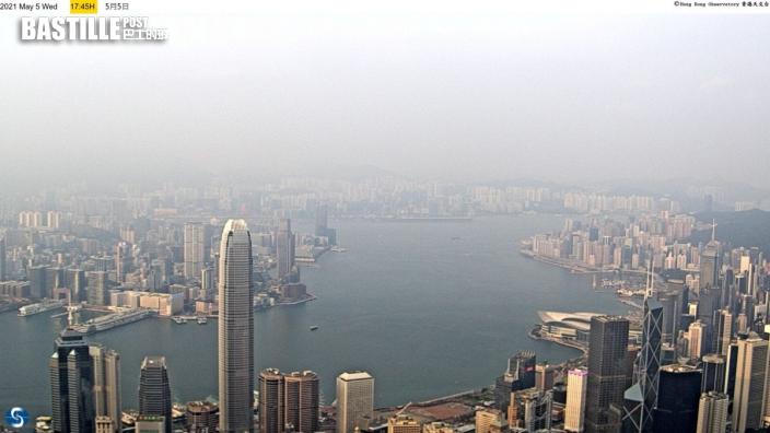 【放工注意】16區空氣污染達高至甚高 元朗屯門東涌最差