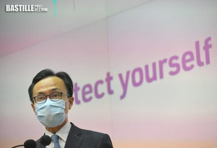 聶德權:100萬人已接種至少一劑新冠疫苗