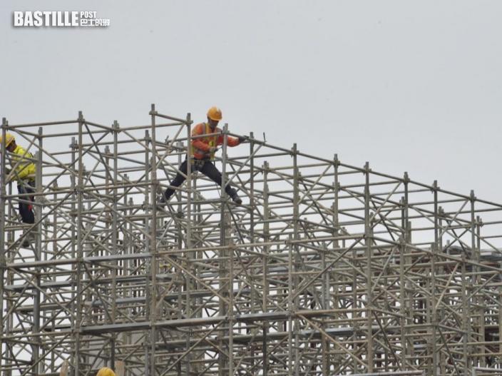建造業檢測計畫下周六截止  建造業議會籲工友參與