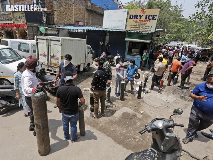 【專題】印度疫情全球最嚴重 歸咎於政府錯判形勢