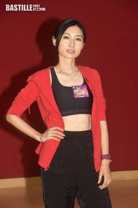 孟瑤冇跳10幾年排舞嗌攰 陳爽有興趣返TVB拍劇