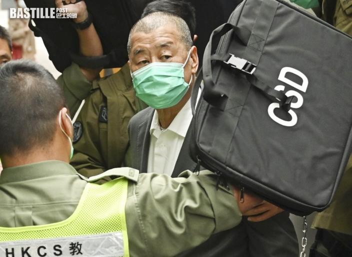黎智英涉串謀欺詐案押明年3月開審 控方申請交國安法官處理