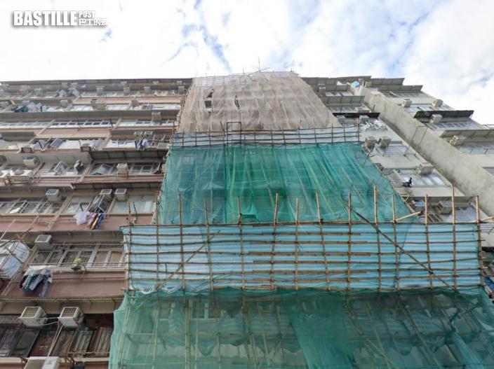 3確診菲傭曾訪福榮街37號 居民:有單位常播強勁音樂疑開派對