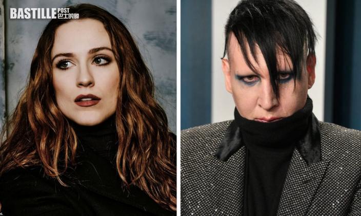 Model受訪爆惡行        Marilyn Manson涉強姦兼毆打致鼻骨骨折