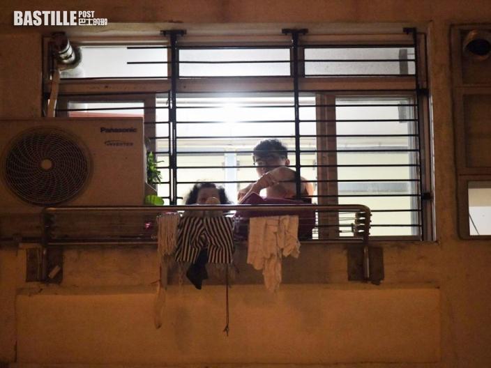 柴灣興華(二)邨豐興樓封區強檢 涉初步確診變種病毒個案