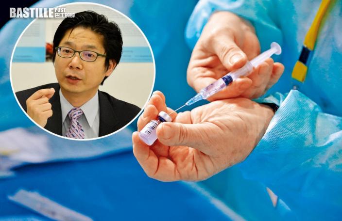 政府擬准完成打兩針者縮短檢疫期 潘烈文倡驗抗體加強檢