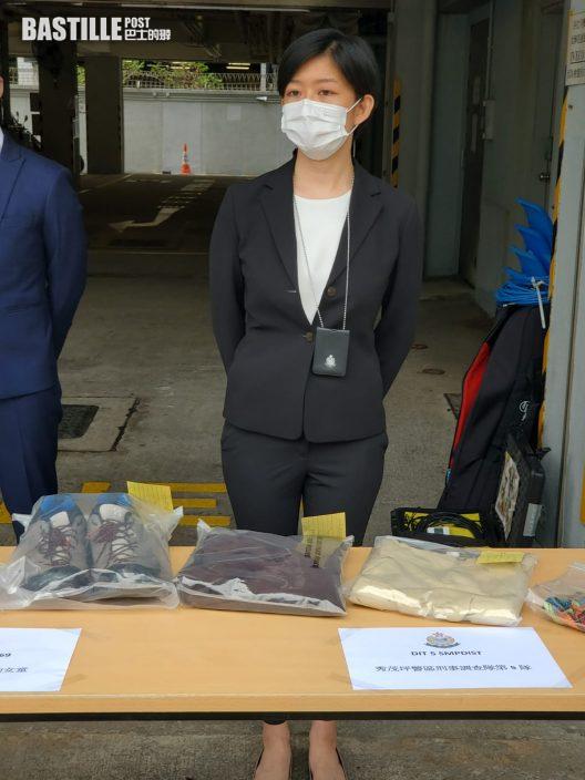警秀茂坪拘22歲色狼 涉及至少10宗非禮女生案