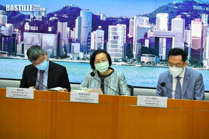 政府宣布打齊兩針滿14日 不涉變種病毒可改家居檢疫7天