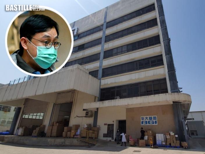 華大職員僅一樣本呈陽性 衞生署:相信疫苗致病毒量低