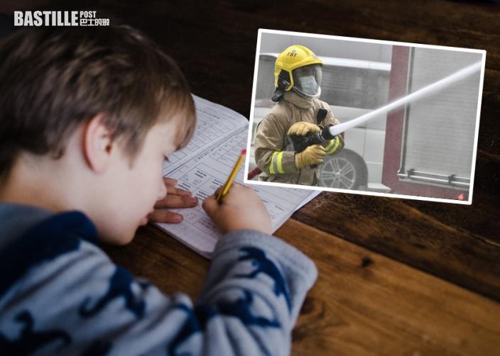 【Juicy叮】兒子「我的志願」作文寫消防員被外婆擦掉重作 港爸嘆不尊重