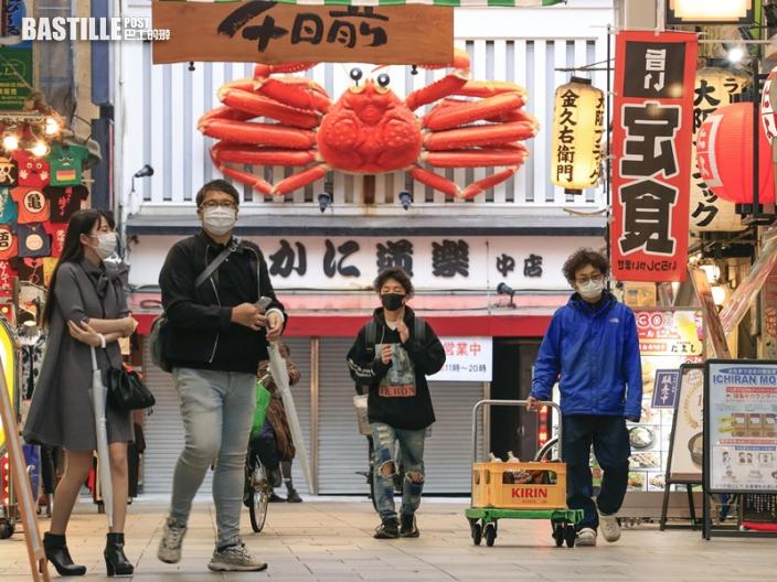 東京單日新增1121宗確診 再多148人死亡