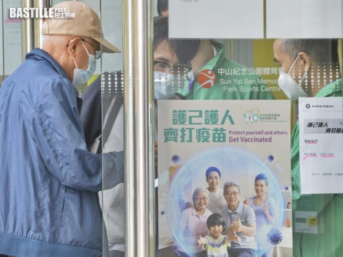 曾接種第一劑復必泰疫苗 58歲女和61歲男不治離世