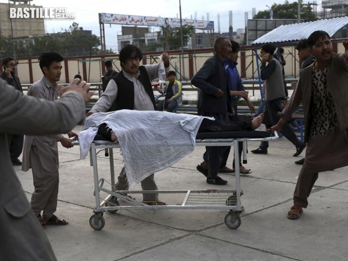 阿富汗校外炸彈爆炸逾50死150傷 塔利班否認施襲
