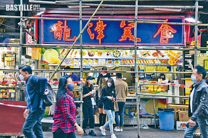 【獨家】小食店民生區「搶鋪」擴充 疫市租金跌年輕人創業